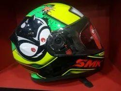 SMK Europine Certified Helmet