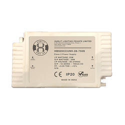 33W LED Driver Square Waterproof