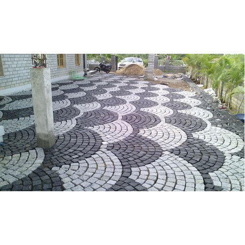 Designer Parking Floor Tile At Rs 275 Square Feet Car Parking