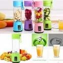 Portable Electric Usb Juicer Bottle Blender