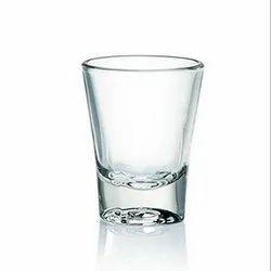 Ocean Transparent Shot Glass