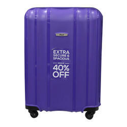 VIP Luggage Trolley Bag