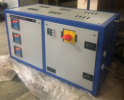 45 KVA Horizontal Mounting Servo Stabilizer, Input Voltage: 290-470VAC