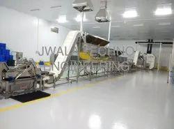 Frozen Pea Processing Plant