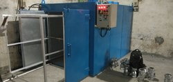 Powder Coating Electric Oven And Booth