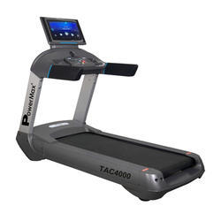 Commercial Motorized AC Treadmill (18.5 Color Touch Screen)