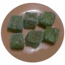 Frozen Green Chilli Cube