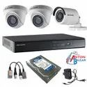 HIKVISION Full HD 2MP Cameras Combo KIT