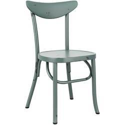 Iron Restaurant Chair