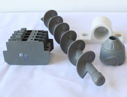 Multitek Injection Molded Plastic Component