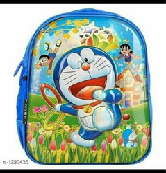 Unisex Multicolor Kids School Bag