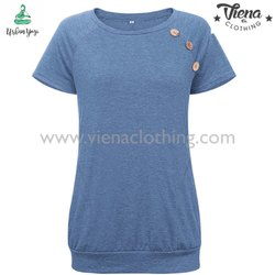 Ladies Tshirt Tops