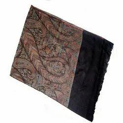 Silk Pashmina Jamawar Scarves