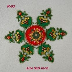 Mini Kalash Rangoli