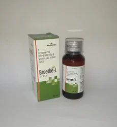 Levocetrizine Dihydrochloride 2.5 mg   Montelukast 4mg/5ml