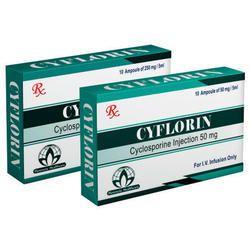 Cyclosporine Injection 50mg/250mg