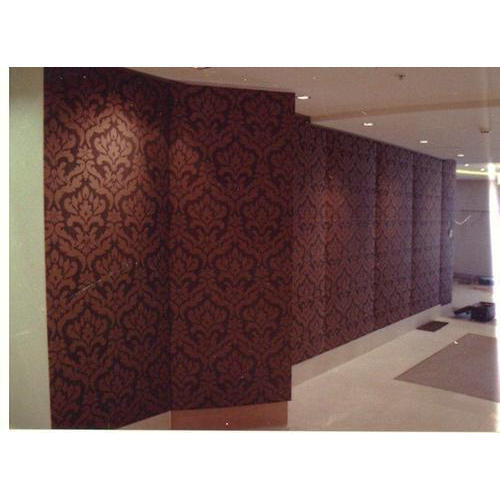 Fabric Printed Wall Partition For Decoration Thickness 1 2 Mm Rs