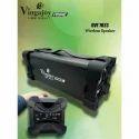 Vingajoy Black Wireless Speaker, Gvt7023