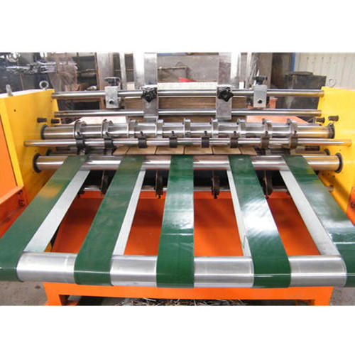 SS Partition Slotting Machine, For Industrial