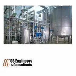Milk Processing Plant 1000-200000 LPD
