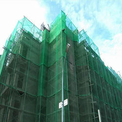Safety Net For Under Construction Sites (Green)