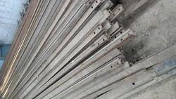 Iron 40 Pound Crane Rail