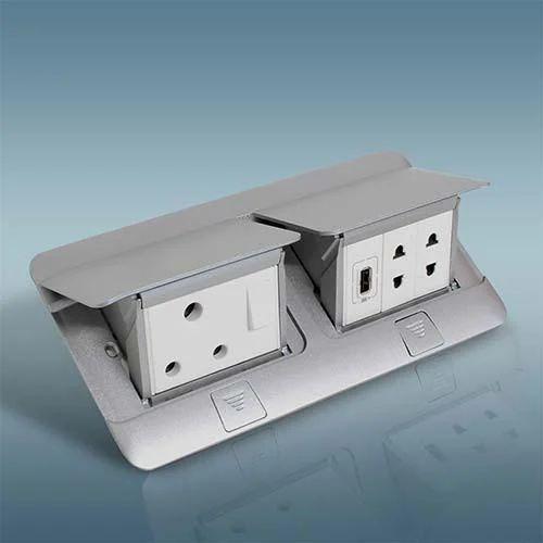 Module Pop Up Floor Box Socket