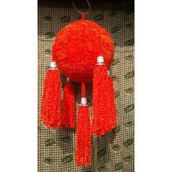 Decorative Woollen Hanging Ball