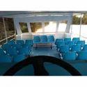 25 Seater Catamaran Boat with 25Hp OBM
