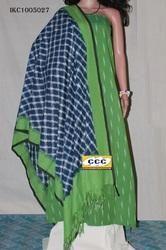 Designer Ikkat Salwar Suit