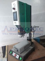 Ultrasonic Plastic Welding Machine - Auto Tuning