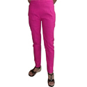 Pink Ladies Pencil Pant