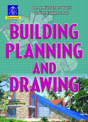 Building Planning And Drawing at Rs 300/piece   Engineering Book   ID:  2396128348