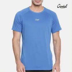 Dri Fit Round Neck T-Shirt (Premium Micro Fibre)
