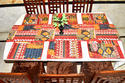 Cotton Kantha Table Runner Set