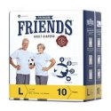 Premium Friends Adult Diapers