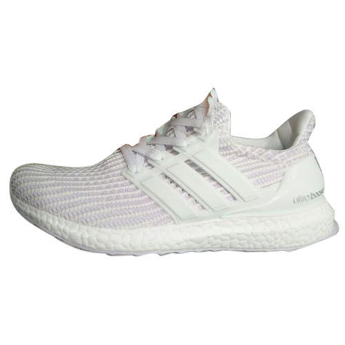 Adidas Mens Ultra Boost White Canvas Shoes eb5f24155