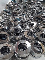 2 inch Stainless steel round Base cap, For Plumbing Pipe