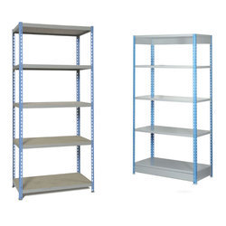 Steel Slotted Angle Rack