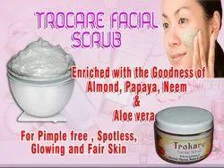 Trocare Face Scrub