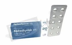 Nifedipine Extended Release Tablets USP 20mg