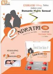 Sildenafil Citrate 100mg (Tablet)
