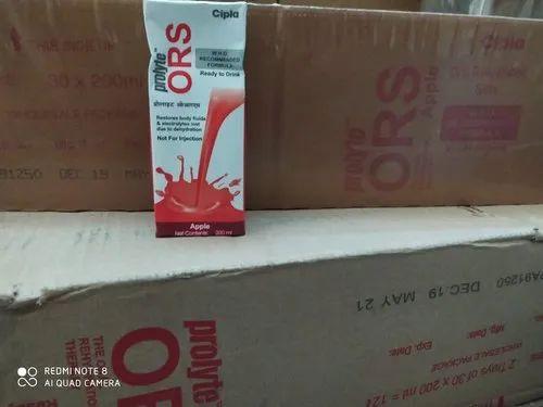 Cipla Ors Liquid Packaging Size 100 Ml Rs 13 Piece M S R S Enterprises Id 22399916588