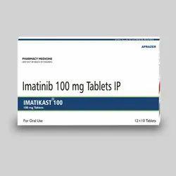 Aprazer Imatikast Imatinib Tablets 100 mg