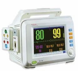 Truscope Elite-A3 Portable Multi-Para Touchscreen Anesthetic Monitor