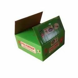 Corrugated Paper Sheets Printed Industrial Product Packaging Box