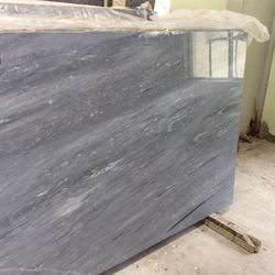 RMS Black Grey Italian Marble, Thickness: 5 To 25 mm