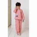 Kids Check Nightwear