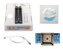TOP2013 USB MCU Universal Programmer with PLCC32 Adapter