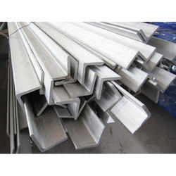 Stainless Steel 304 Equal Angle Bar, Thickness: 0 To 1 Mm, Length: 9 M